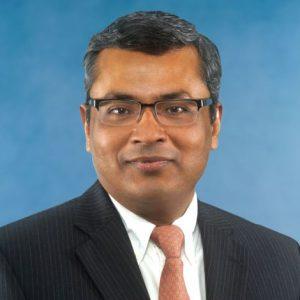 Headshot of Jay Swaminathan